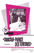 Dracula: Prince of Darkness - French poster (xs thumbnail)