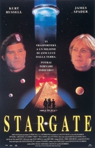 Stargate - Italian Theatrical movie poster (xs thumbnail)
