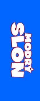The Blue Elephant - Czech Logo (xs thumbnail)