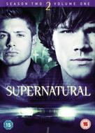 """Supernatural"" - British DVD cover (xs thumbnail)"