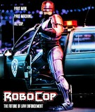 RoboCop - Movie Cover (xs thumbnail)