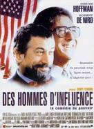 Wag The Dog - French Movie Poster (xs thumbnail)