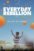 Everyday Rebellion - Swiss Movie Poster (xs thumbnail)