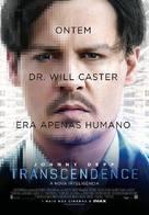 Transcendence - Portuguese Movie Poster (xs thumbnail)