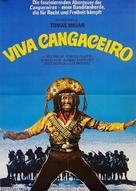 Cangaçeiro, O' - German Movie Poster (xs thumbnail)