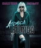 Atomic Blonde - Italian Movie Cover (xs thumbnail)
