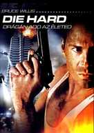 Die Hard - Hungarian Movie Cover (xs thumbnail)