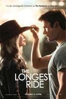 The Longest Ride - Norwegian Movie Poster (xs thumbnail)