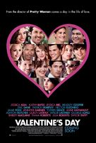 Valentine's Day - British Movie Poster (xs thumbnail)