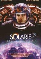 Solaris - Portuguese DVD cover (xs thumbnail)