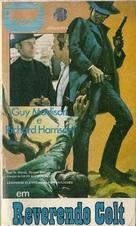 Reverendo Colt - Brazilian VHS cover (xs thumbnail)