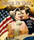 Santa Fe Trail - Blu-Ray cover (xs thumbnail)