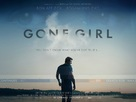 Gone Girl - British Movie Poster (xs thumbnail)