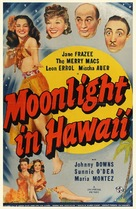 Moonlight in Hawaii - Movie Poster (xs thumbnail)