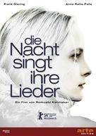 Nacht singt ihre Lieder, Die - German Movie Cover (xs thumbnail)