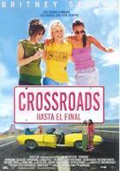 Crossroads - Spanish Movie Poster (xs thumbnail)