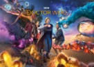 """Doctor Who"" - British Movie Poster (xs thumbnail)"