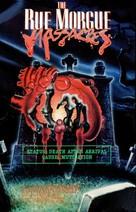 El jorobado de la Morgue - VHS movie cover (xs thumbnail)