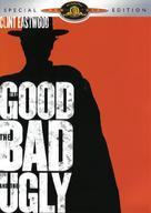 Il buono, il brutto, il cattivo - Norwegian Movie Poster (xs thumbnail)