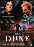 Dune - Dutch DVD cover (xs thumbnail)