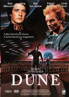 Dune - Dutch DVD movie cover (xs thumbnail)