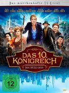"""The 10th Kingdom"" - German DVD cover (xs thumbnail)"