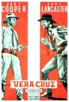 Vera Cruz - French Movie Poster (xs thumbnail)