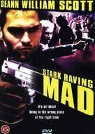 Stark Raving Mad - Danish poster (xs thumbnail)