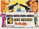 4 for Texas - British Movie Poster (xs thumbnail)