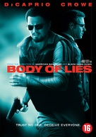 Body of Lies - Dutch DVD cover (xs thumbnail)