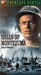 Halls of Montezuma - German VHS cover (xs thumbnail)