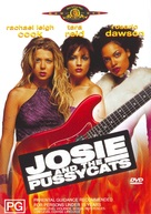 Josie and the Pussycats - New Zealand DVD cover (xs thumbnail)