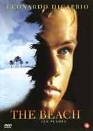 The Beach - Dutch Movie Cover (xs thumbnail)