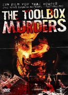 Toolbox Murders - German DVD cover (xs thumbnail)