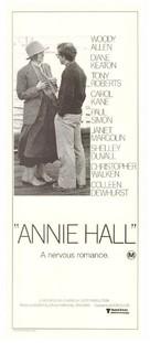 Annie Hall - Australian Movie Poster (xs thumbnail)