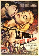 Desire in the Dust - Spanish Movie Poster (xs thumbnail)