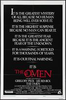 The Omen - Movie Poster (xs thumbnail)
