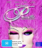 The Adventures of Priscilla, Queen of the Desert - Australian Blu-Ray cover (xs thumbnail)