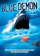 Blue Demon - Italian DVD cover (xs thumbnail)