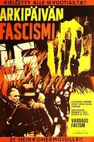 Obyknovennyy fashizm - Finnish Movie Poster (xs thumbnail)