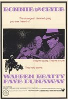 Bonnie and Clyde - Australian Movie Poster (xs thumbnail)