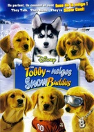 Snow Buddies - Canadian DVD movie cover (xs thumbnail)