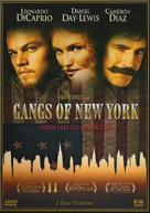Gangs Of New York - Latvian Movie Cover (xs thumbnail)