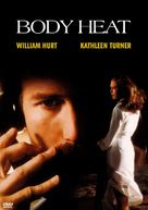 Body Heat - DVD movie cover (xs thumbnail)