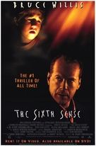 The Sixth Sense - Movie Poster (xs thumbnail)