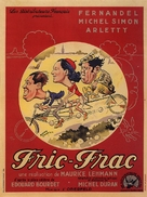 Fric-Frac - French Movie Poster (xs thumbnail)