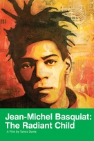 Jean-Michel Basquiat: The Radiant Child - DVD cover (xs thumbnail)