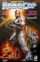 RoboCop - Turkish Movie Poster (xs thumbnail)