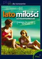 My Summer of Love - Polish Movie Poster (xs thumbnail)