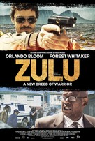 Zulu - British Movie Poster (xs thumbnail)
